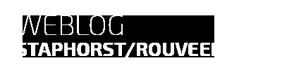 Weblog Staphorst Rouveen